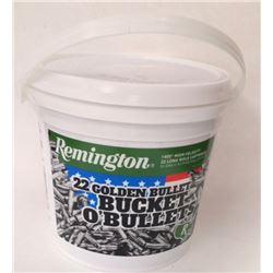 Remington Bucket-o-Bullets. .22 LR 36 GR CPHP.