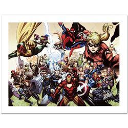 Secret Invasion #6 by Stan Lee - Marvel Comics