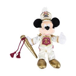 """Mickey Mouse 12"""" Plush - 50 Years Disneyland """"Happiest Homecoming On Earth"""""""