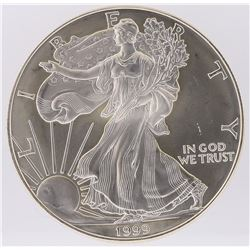 1999 American Silver Eagle Dollar Coin