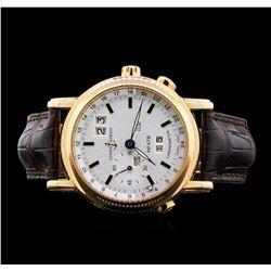 Ulysses Nardin Perpetual 18KT Rose Gold Watch