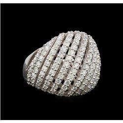 14KT White Gold 2.10 ctw Diamond Ring