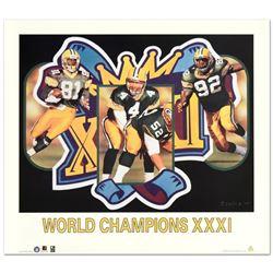 World Champion XXXI (Packers) by Smith, Daniel M.