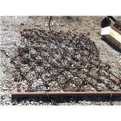 """Grasshopper Field Drag- 72""""W X 86""""L"""