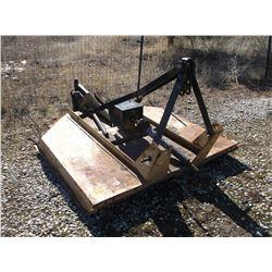 Rotary Mower-5'- Everything Works