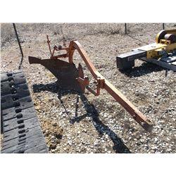 Single Bottom Plow