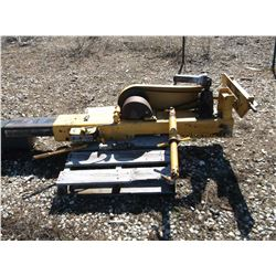 Danuser Post Pounder- 3 Point- PTO- Good Condition