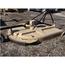 Land Pride RCR 2572 Rotary Mower- 6.5'- PTO- Like New Condition
