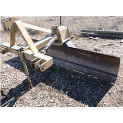 Land Pride RB3584 Blade- 7'- 3 point- Like New Condition