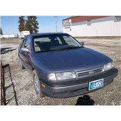1991 Nissan Infinity Car- 183,295- New Power Steering Pump- Decent Tires- Drives and Runs