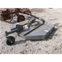 5' Dragon Products Rotary Mower- 3 Point Good Condition