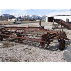 Antique Hay Rake- 11'