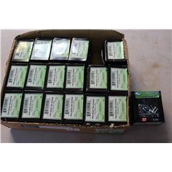 BOX OF TEK SCREWS