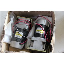 TWO ELECTRIC MOTORS