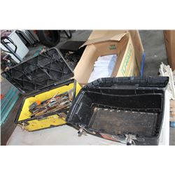 2 TOOLBOXES AND TOOLS