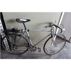 SILVER SUPERCYCLE BIKE