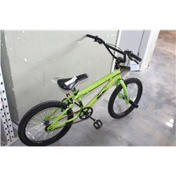 GREEN DRAZEN BIKE