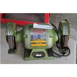 ADVANCE BENCH GRINDER