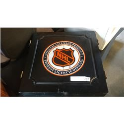 NHL DARTBOARD CABINET