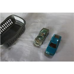 TWO STROMBECKER TOY CARS