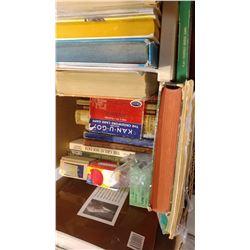 BOX OF BOOKS