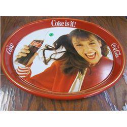 82-378 Kim Christmas Tray Canadian Edition