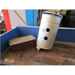 Tool box IHC – Binder canister