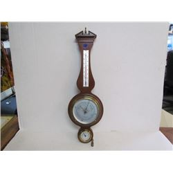 AirGuide Instrumental Barometer/Hydrometer/Thermometer (made in Chicago, USA)