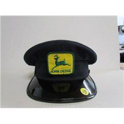 "7 ¼"" Hat with newer John Deere Crest"