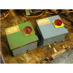 SQUARE D SK750G1 TRANSFORMER DISCONNECT QUANTITY BID : AMT X 2 = TOTAL