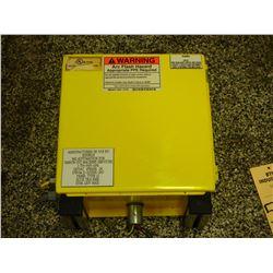 HOFFMAN A1212CH/SPL ELECTRICAL ENCLOSURE - DIMENSIONS 13 X 13 X 6