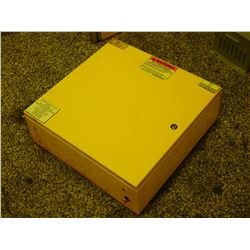 HOFFMAN CH - 873619 ELECTRICAL ENCLOSURE - DIMENSIONS 20 X 20 X 6