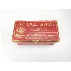 CIL .44 I.X.L. SHOT AMMO