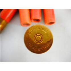 """DOMINION INDUSTRIAL SHELLS """"CLINKERS"""" AMMO"""
