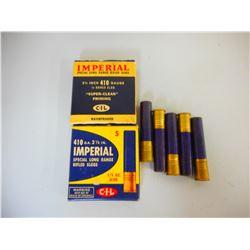 """IMPERIAL 410 GA 2 1/2"""" SLUGS"""