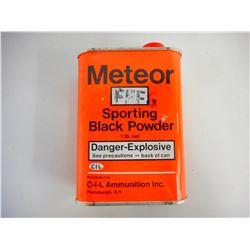 METEOR FFFG SPORT BLACK POWDER