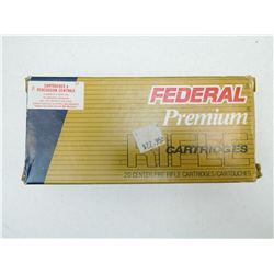 FEDERAL 7-30 WATERS AMMO