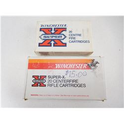 WINCHESTER 7MM REM MAG AMMO