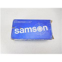 SAMSON .38 SPECIAL +P AMMO
