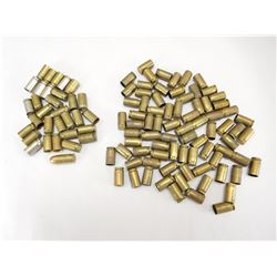 ASSSORTED 45 ACP BRASS