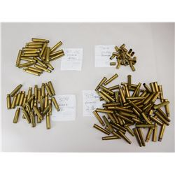 ASSORTED PRIMED BRASS