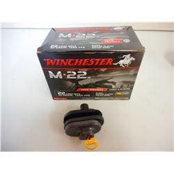 WINCHESTER M22 AMMO & TRIGGER LOCK