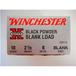 WINCHESTER BLACK POWDER BLANK LOADS