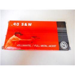 GECO .40 S&W AMMO