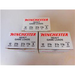 """WINCHESTER 12 GA 2 3/4"""" AMMO"""