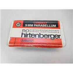 HP COMBAT 9MM PARABELLUM