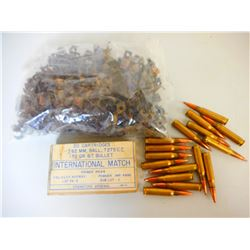 ASSORTED 7.62  NATO AMMO & LINKS