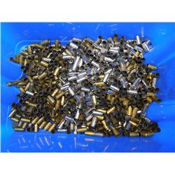 ASSORTED 9MM BRASS