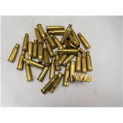 ASSORTED .218 BEE BRASS
