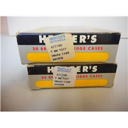HERTER'S CARTRIDGE CASES 7MM